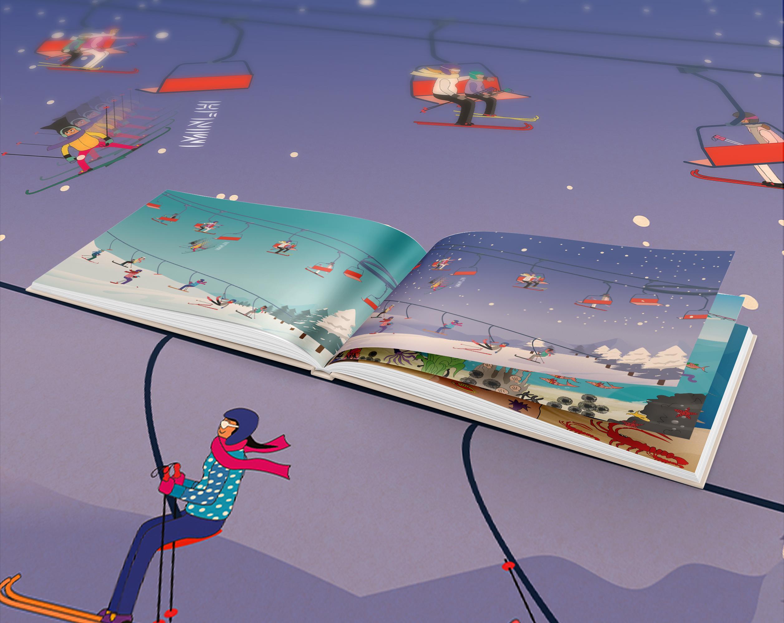 Book Mockup SKY